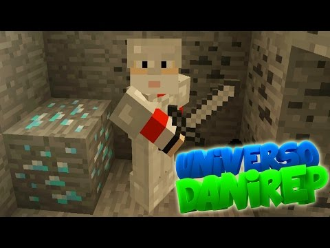 DIAMANTE ENCONTRADO - UNIVERSO DANIREP - Serie Minecraft Sup
