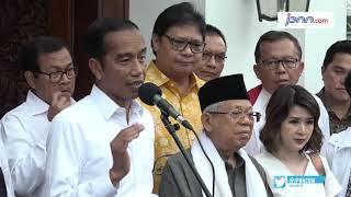 Jokowi: Hasil Quick Count Dipastikan Sama Dengan Real Count KPU