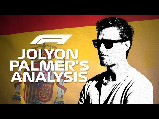 Jolyon Palmer Analyses The Turn 1 Melee and More! | 2019 Spanish Grand Prix