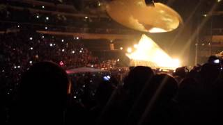 Repeat youtube video Blood on the Leaves (Yeezus Tour Dallas, TX)