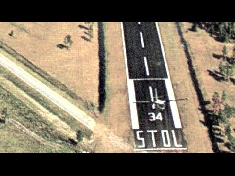 ABANDONED - Walt Disney World Airport Runway - STOL Port