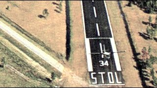 ABANDONED - Walt Disney World Airport Runway - STOL Port