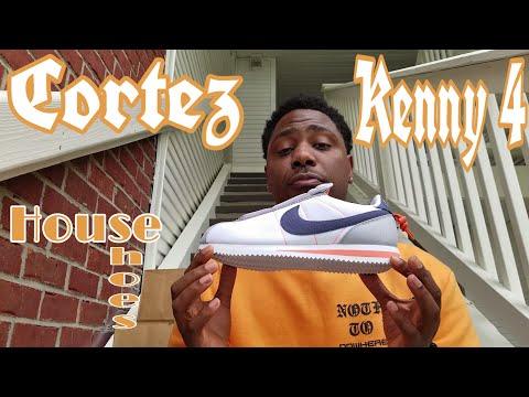 Kendrick Lamar x Nike Cortez