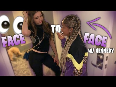Face To Face With Simply Kennedy (DDG EX) For First Time!