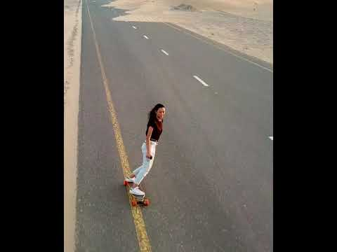 沙漠無限滑行Kruzerboards Dubai Desert Ride