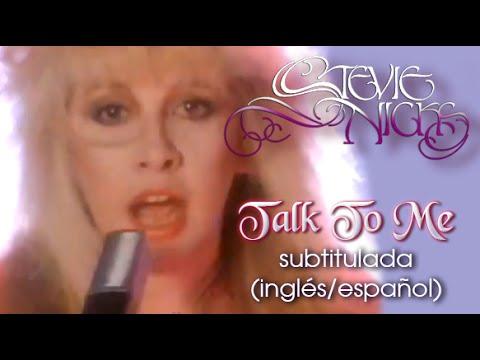 Stevie Nicks - Talk To Me (Sub. Inglés/Español)