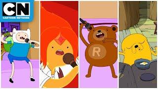Top-Rap-Songs   Adventure Time   Cartoon Network