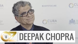 Deepak Chopra On The 2 Most Important Open Questions In Science