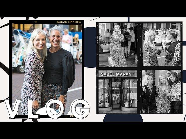 ISABEL MARANT INTERVIEWEN & SURPRISE PARTY DIO • VLOG 62 # • YARA MICHELS