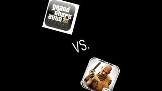 Grand Theft Auto 3 vs. Gangstar  RIO : City of Saints - Game Wars Ep. 1