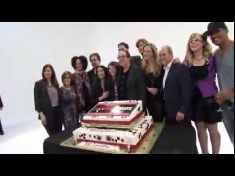 On The Red Carpet: Criminal Minds cake