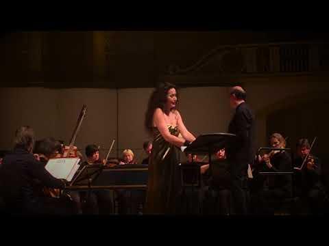 Stephanie d'Oustrac | Opera Apriori | Moscow 2018