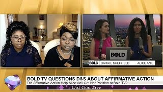 Diamond and Silk answer Alice Anis question...