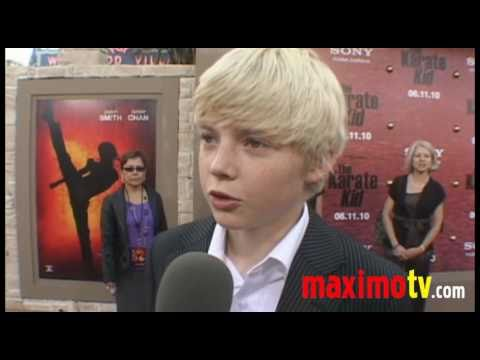 Jackie Chan Jaden Smith Will Smith The Karate Kid Premiere Arrivals YouTube