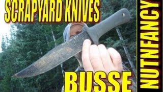 Scrapyard Knives: Military Regulator by Nutnfancy