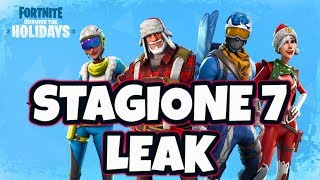 ALL THE NEW SEASON 7 OF FORTNITE: SKIN, MAP, VEHICLES AND MORE