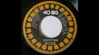 EDI FITZROY + MICKEY DREAD & THE INSTIGATORS - Country man + robber's roost (1978 40 Leg)