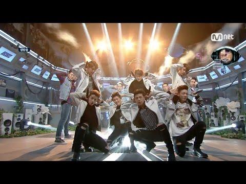 iKON - 덤앤더머(DUMB&DUMBER) 0107 M COUNTDOWN