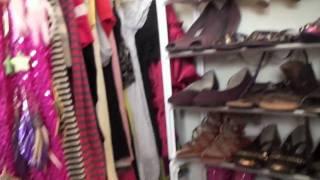 Walk In Closet/Room Tour