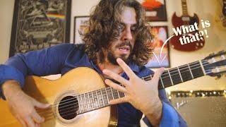 Desperado - Lucas Imbiriba (Acoustic Guitar) - Canción del Mariachi