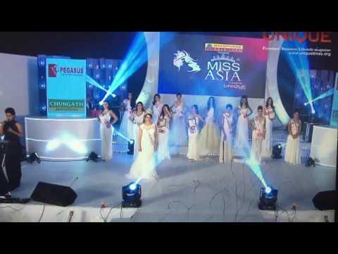 Miss Turkmenistan 2015