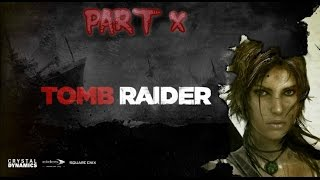 Tomb Raider PC Walkthrough Part 10- Statues of the SUN Queen (HD)