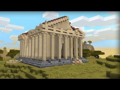 Roman Ruins! | Minecraft 1.14 Vanilla Survival