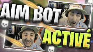 GOTAGA ACTIVE SON AIM BOT AU SNIPER 😱 AIRWAKS INSOLENT ! 🤣 BEST OF FORTNITE FUNNY MOMENTS FRANCE