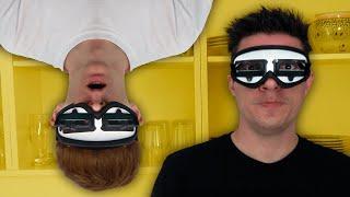 Disse Briller Får Os Til At Se På Hovedet - Med Niki (2)