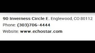 Echostar Corporation Corporate Office Contact Information Thumbnail