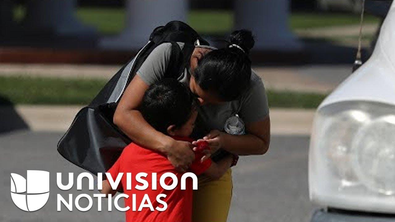 ¿Cuáles son las consecuencias psicológicas en menores y padres que fueron separados en la frontera?