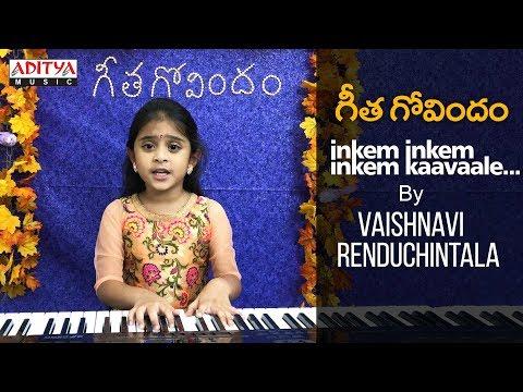 Download Lagu  Inkem Inkem Inkem Kaavaale Cover Song by Vaishnavi Renduchintala | Geetha Govindam Songs Mp3 Free