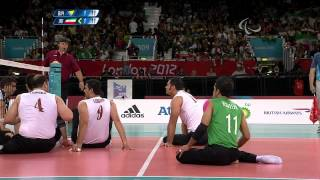 Sitting Volleyball - BIH vs IRI - Men