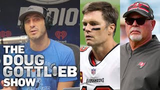 Doug Gottlieb - Tom Brady Brings Both Wanted and Unwanted Attention to Tampa Bay