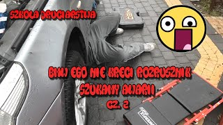 Szkoła Druciarstwa Bmw E60 Nie Kręci Rozrusznik Szukamy Awarii cz. 2 Wazzup :)