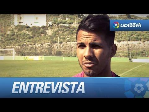 Entrevista a Jonathan Viera, jugador de UD Las Palmas