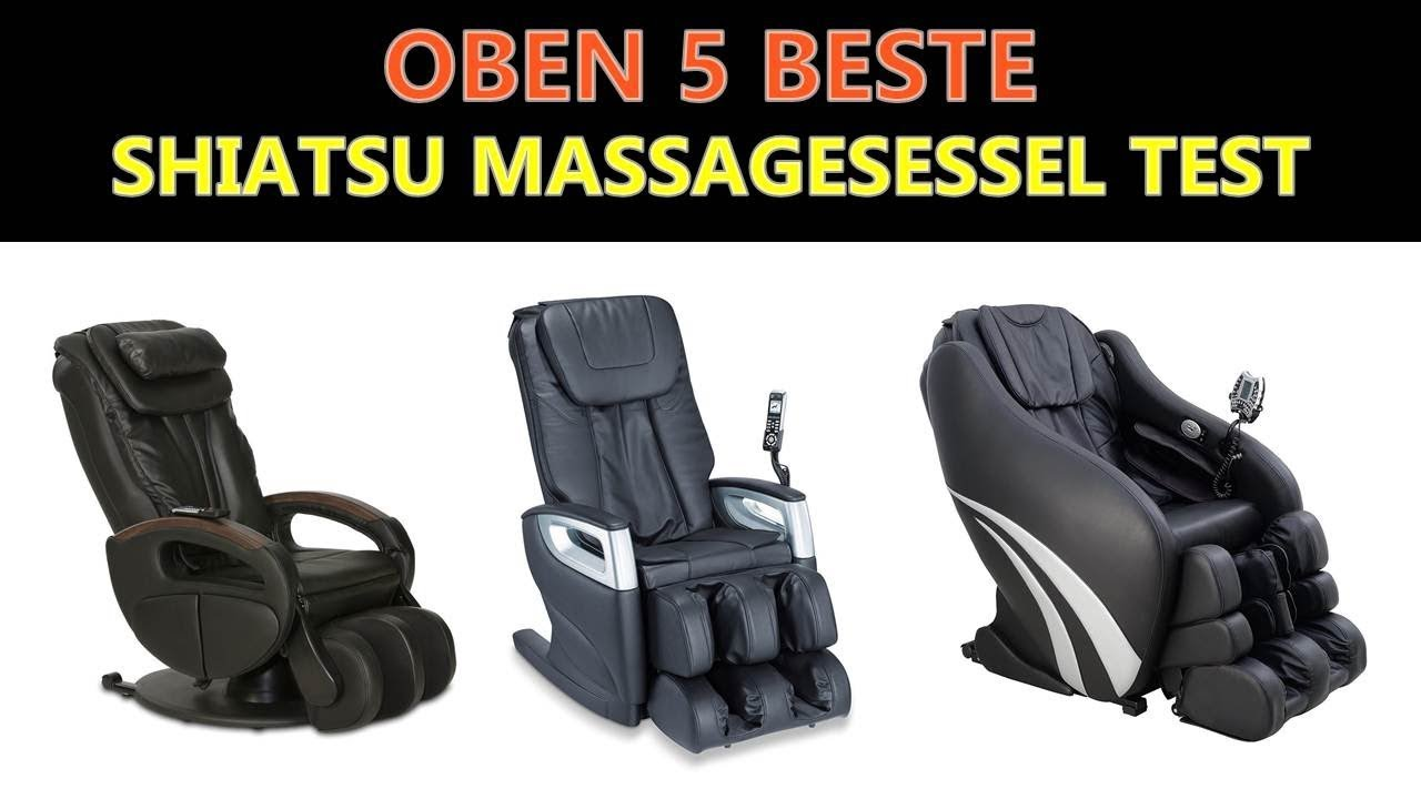 Beste Shiatsu Massagesessel Test 2019 Youtube