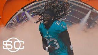 Jay Ajayi Excited To Play NFL Game In London | SportsCenter | ESPN