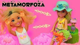 Metamorfoza Chelsea Barbie