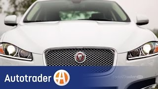 2015 Jaguar XF | 5 Reasons to Buy | Autotrader