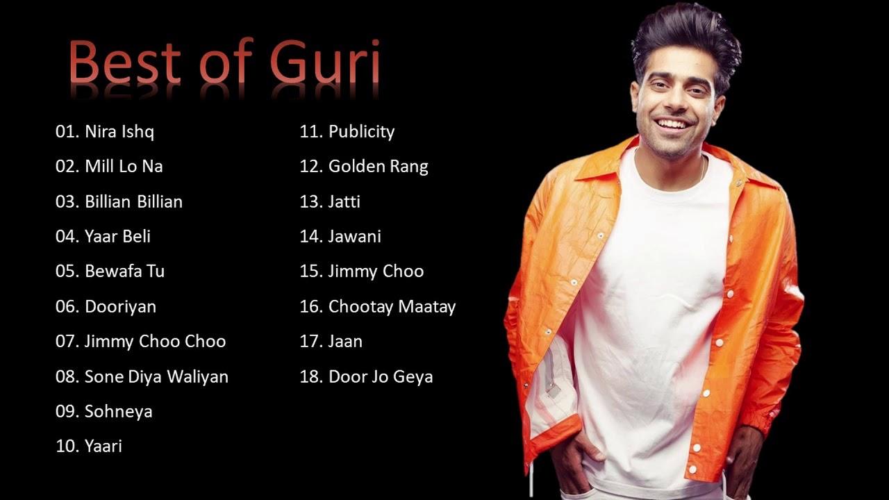 Download Top Hit Songs of Guri | Punjabi Jukebox | Latest Punjabi Songs 2020