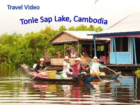 Travel & Explore Tonle Sap Lake, Cambodia, Travel Video