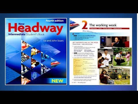 New Headway Intermediate Student's Book 4th : Unit.02 -The working week