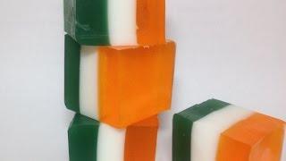 كيفية إنشاء الأيرلندية العلم صابون مكعبات - DIY الجمال التعليمي - Guidecentral