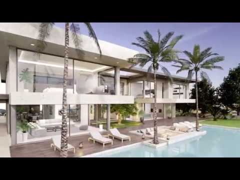 Modern new build luxury villa in seafront in Jávea Ambolo  (Costa Blanca, Spain)