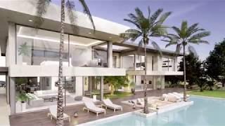 Modern new build luxury villa in seafront in Jávea Ambolo  (Costa Blanca, Spain)