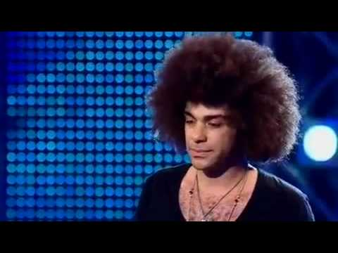 Jamie Archer - With Or Without You (The X Factor 2009 Bootcamp)