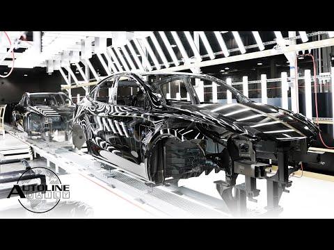 Tesla Posts Impressive Q3; Maverick Hybrid Beats EPA Estimate - Autoline Daily 3187