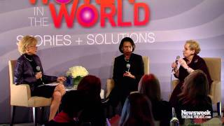 Condoleeza Rice and Madeleine Albright: What Women