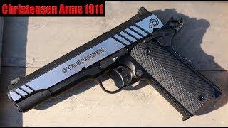 Christensen Arms 1911 A Series 9mm First Shots